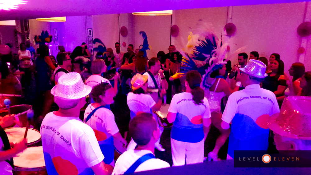 40th Salsa Themed birthday at Sussex Cricket