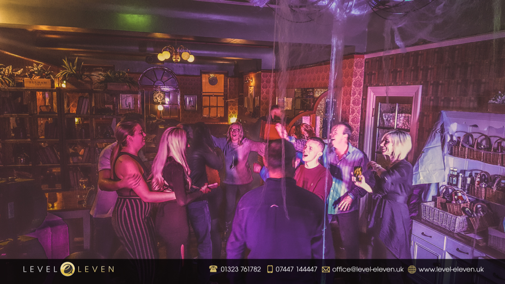 Halloween Party DJ in Brighton and Hove